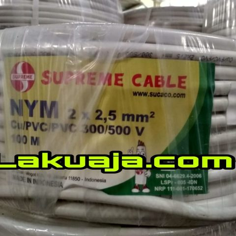 kabel-supreme-nym-2x2.5mm