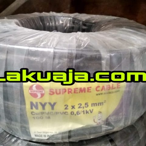 kabel-supreme-nyy-2x2.5mm
