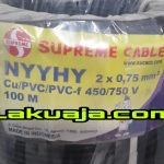 kabel-supreme-nyyhy-2x0.75mm