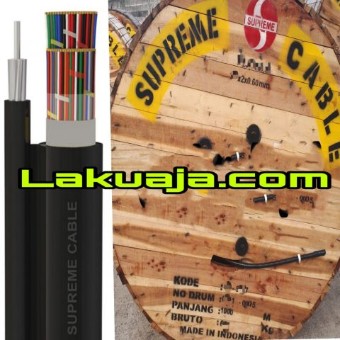 kabel-telepon-supreme-100-pair-x-2-x-0.6mm-ku-stel-k-001-u-e-pe-es