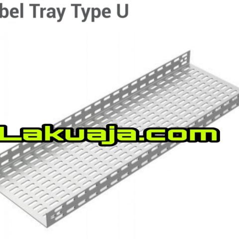 kabel-tray-economy-type-u-200x100-hotdip-plat-1.2mm