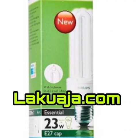 lampu-philips-essential-23-watt